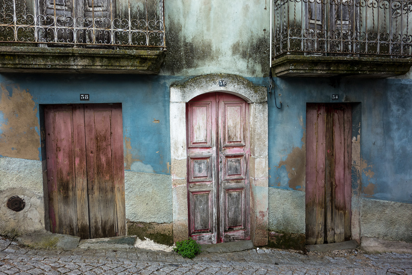 Doorways in Portugal